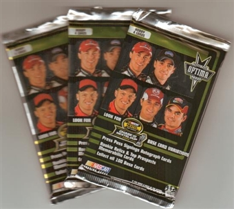 2006 Press Pass Optima Racing Hobby Pack