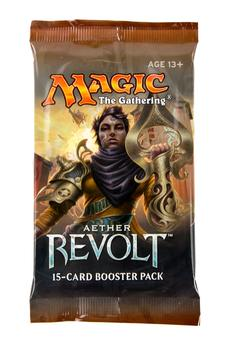 Magic the Gathering Aether Revolt Booster Pack