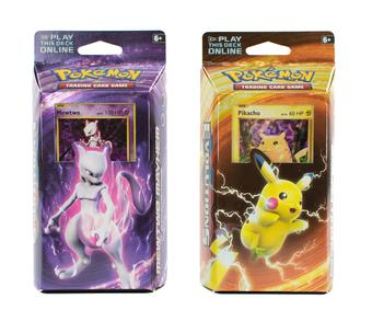 Pokemon XY Evolutions Theme Deck - Set of 2