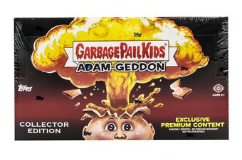 Garbage Pail Kids Series 1 Adam-Geddon Collector's Edition Box (Topps 2017)
