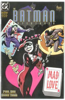 Batman Adventures: Mad Love  #nn  VF+