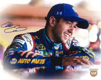 Chase Elliott Autographed 8x10 Photo 2016 The National Panini VIP Signings
