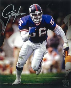 Lawrence Taylor Autographed 8x10 Photo 2016 The National Panini VIP Signings
