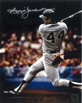 Reggie Jackson Autographed 8x10 Photo 2016 The National Panini VIP Signings