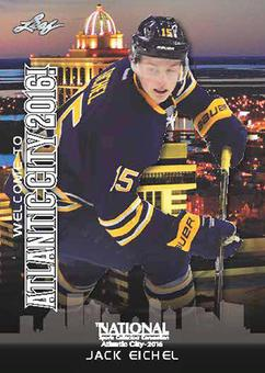 2016 Leaf National Sports Collectors Convention #02-VIP Jack Eichel