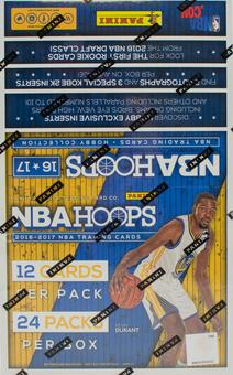 2016/17 Panini Hoops Basketball Hobby Box