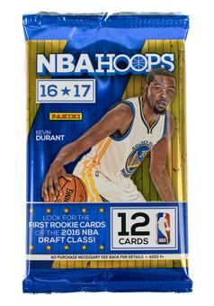 2016/17 Panini Hoops Basketball Hobby Pack