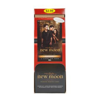Twilight New Moon Trading Cards Retail 36-Pack Box (NECA 2009)