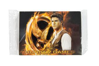 The Hunger Games Trading Cards Promo Set Pack (NECA 2012)