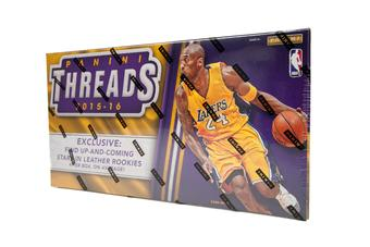 2015/16 Panini Threads Premium Basketball Hobby Box