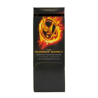 The Hunger Games 36 Pack Box (NECA 2012)