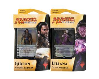 Magic the Gathering Amonkhet Planeswalker Deck - Set of 2
