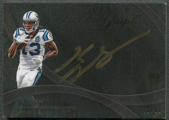 2014 Topps Five Star #FSGGKB Kelvin Benjamin Golden Graphs Rookie Auto #40/60