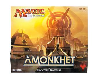 Magic the Gathering Amonkhet Bundle Box