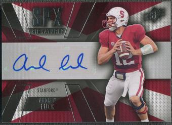 2014 SPx #SPxAL Andrew Luck SPx Signatures Auto