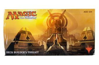 Magic the Gathering Amonkhet Deck Builder's Toolkit Box