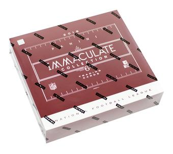 2016 Panini Immaculate Football Hobby Box