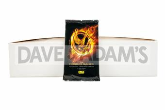 The Hunger Games Premium Trading Cards 100-Pack Box (NECA 2012)