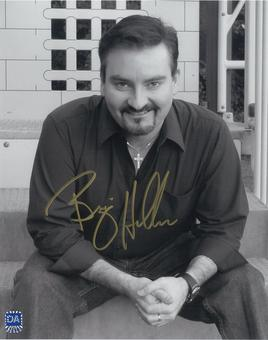 Brian O'Halloran Autographed 8x10 Sitting Photo