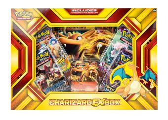 Pokemon Charizard EX Box - Fire Blast