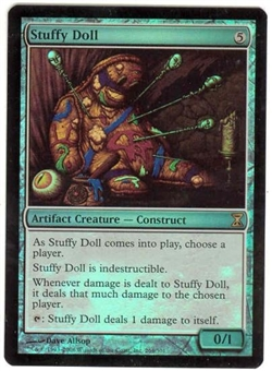 Magic the Gathering Time Spiral Single Stuffy Doll Foil