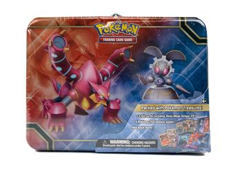2016 Pokemon Collector Chest Tin