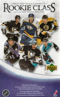 2006/07 Upper Deck NHL Rookie Class Hockey Hobby Set (Box)