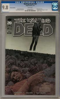 Walking Dead #100 Chromium Edition CGC 9.8 (W) *0196433013*