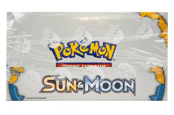 Pokemon Sun & Moon Theme Deck Box