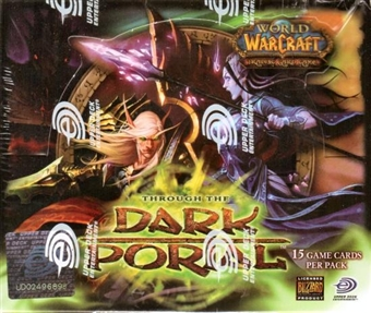 World of Warcraft Dark Portal Booster Box