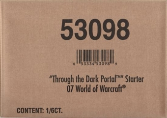 World of Warcraft Dark Portal Starter Box