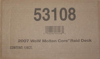 World of Warcraft Molten Core Raid Deck Box