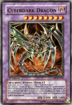 Yu-Gi-Oh Cyberdark Impact Single Cyberdark Dragon Ultra Rare