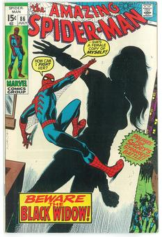 Amazing Spider-Man #86 VF