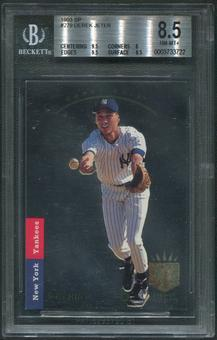1993 SP #279 Derek Jeter Rookie BGS 8.5 (NM-MT+)