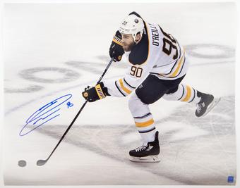 Ryan O'Reilly Autographed Buffalo Sabres Shoot 16x20 Photo