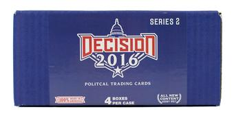 Decision 2016 Series 2 Hobby 4-Box Case