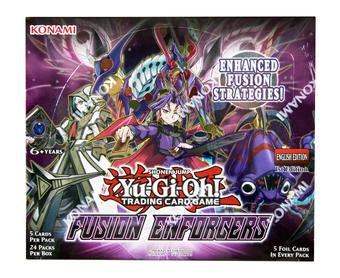 Yu-Gi-Oh Fusion Enforcers Booster Box