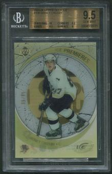 2005/06 Upper Deck Ice #106 Sidney Crosby Rookie #86/99 BGS 9.5 (GEM MINT)