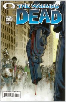 Walking Dead  #4 VF/NM-