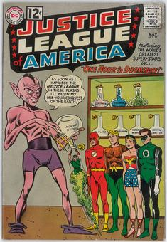 Justice League of America #11  VG/FN