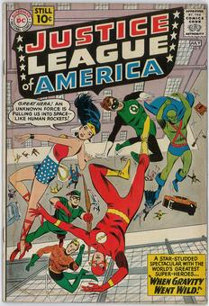 Justice League of America #5  VG+