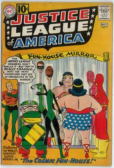 Justice League of America #7  FN-