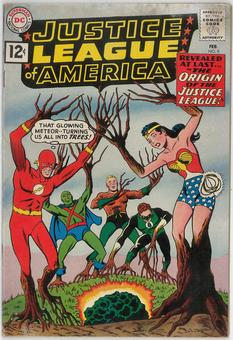 Justice League of America #9  VG+