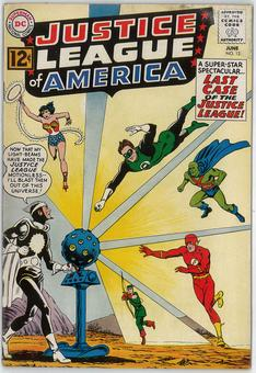 Justice League of America #12  FN
