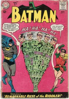 Batman #171  GD