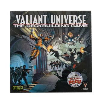 Legends Rising: Valiant Universe Deck Building Game (Catalyst)