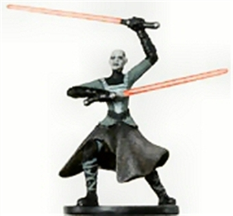 Star Wars Mini Clone Strike Asajj Ventress Figure
