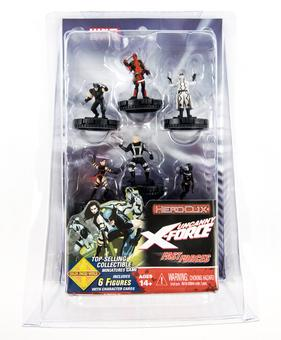 Marvel HeroClix: Deadpool and X-Force Fast Forces (Presell)