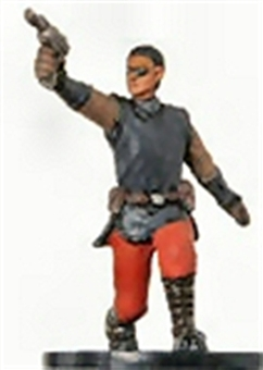 Star Wars Mini Clone Strike Captain Typho Figure